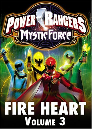 Watch Movie Power Rangers Mystic Force