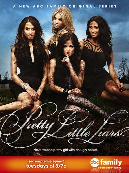 Watch Movie Pretty Little Liars - Season 1
