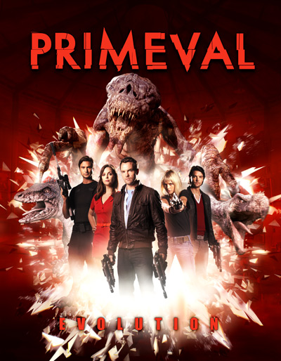 Watch Movie Primeval - Season 2