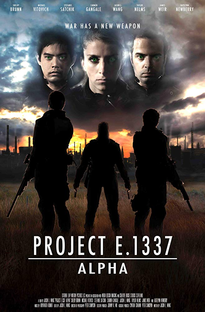 Watch Movie Project E.1337: ALPHA