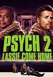 Watch Movie Psych 2: Lassie Come Home