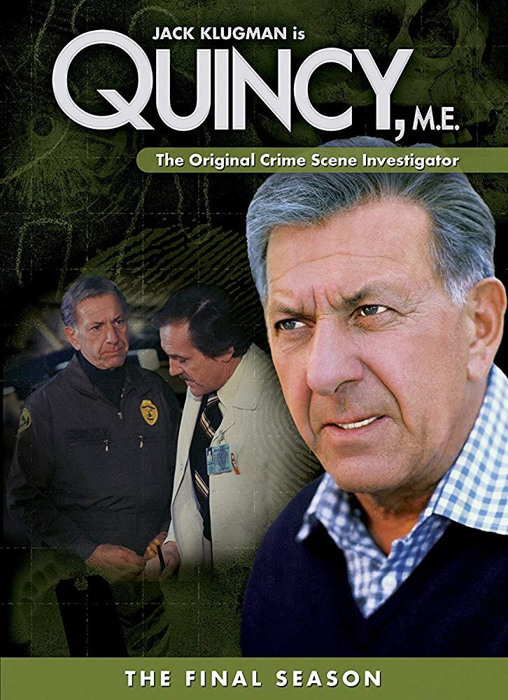 Watch Movie Quincy M.E. - Season 4