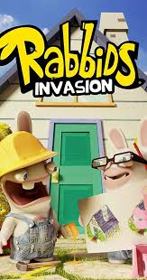Watch Movie rabbids invasion season 1
