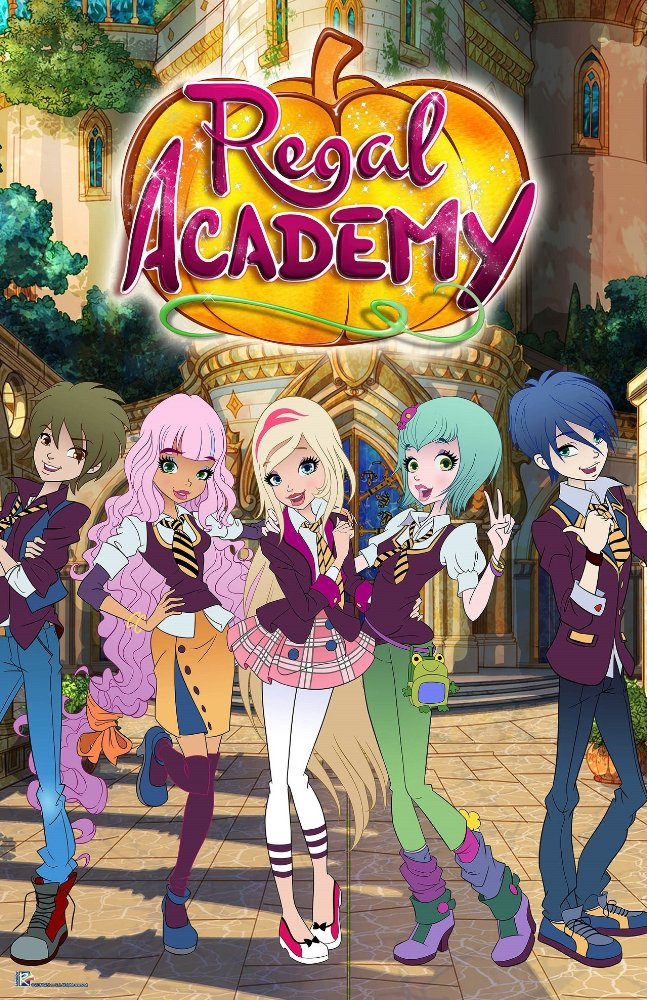 Watch Movie Regal Academy - Season 2