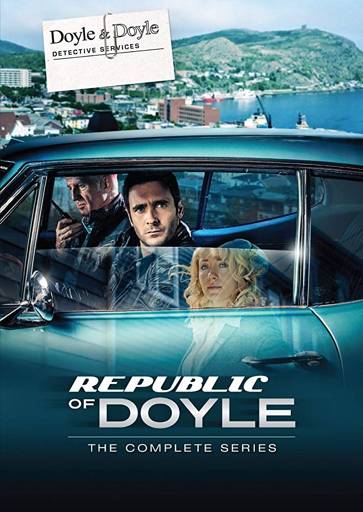Watch Movie Republic of Doyle - Season 1