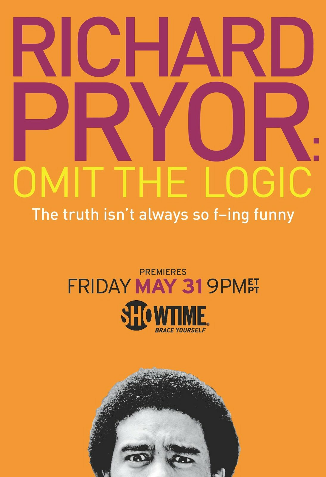 Watch Movie Richard Pryor: Omit the Logic
