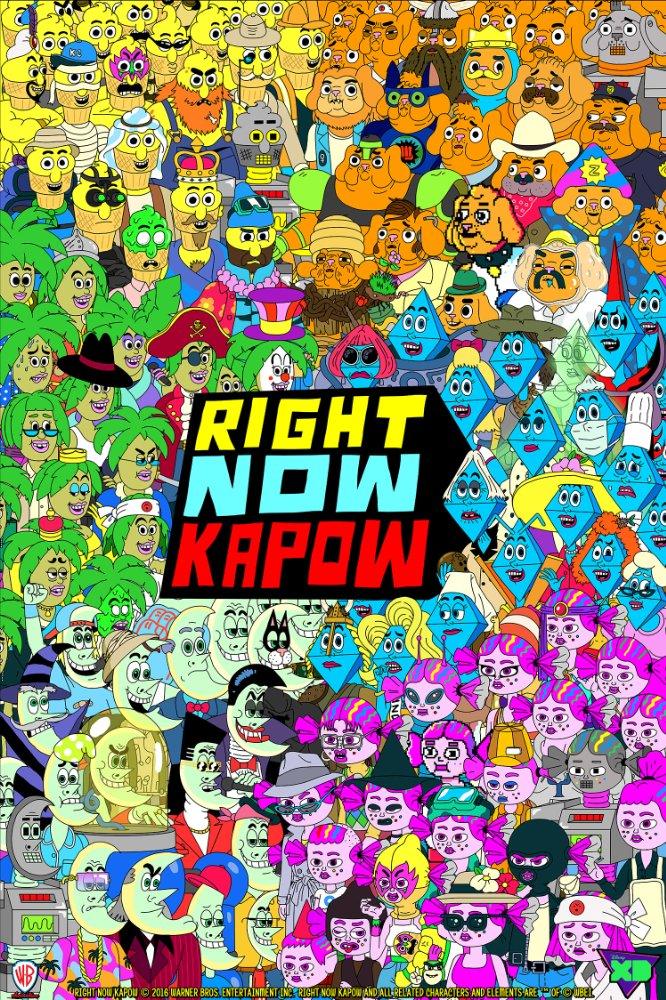Watch Movie Right Now Kapow - Season 1