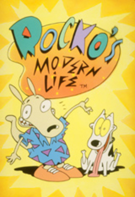 Watch Movie Rockos Modern Life - Season 4