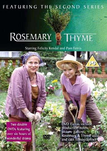 Watch Movie Rosemary & Thyme - Season 3