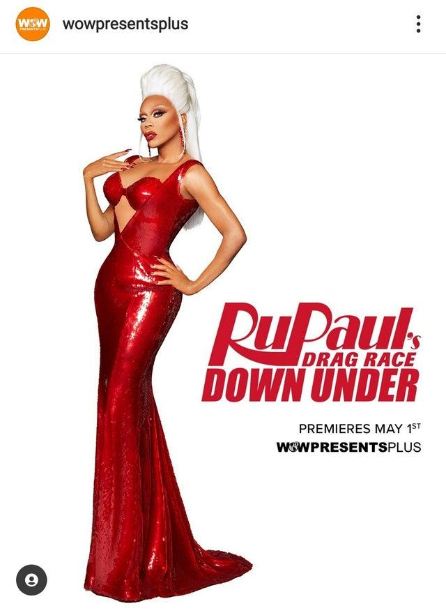 RuPaul's Drag Race Down Under - Season 1