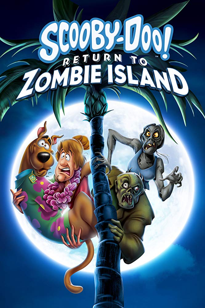 Watch Movie Scooby-Doo: Return to Zombie Island