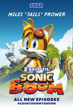 Watch Movie Sonic Boom - Season 1