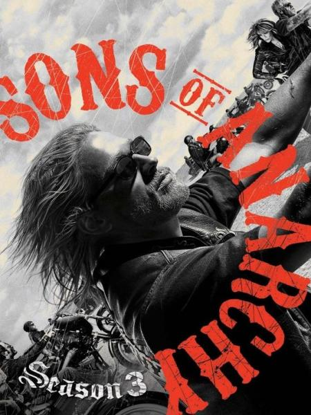 Watch Movie Sons Of Anarchy - Season 3