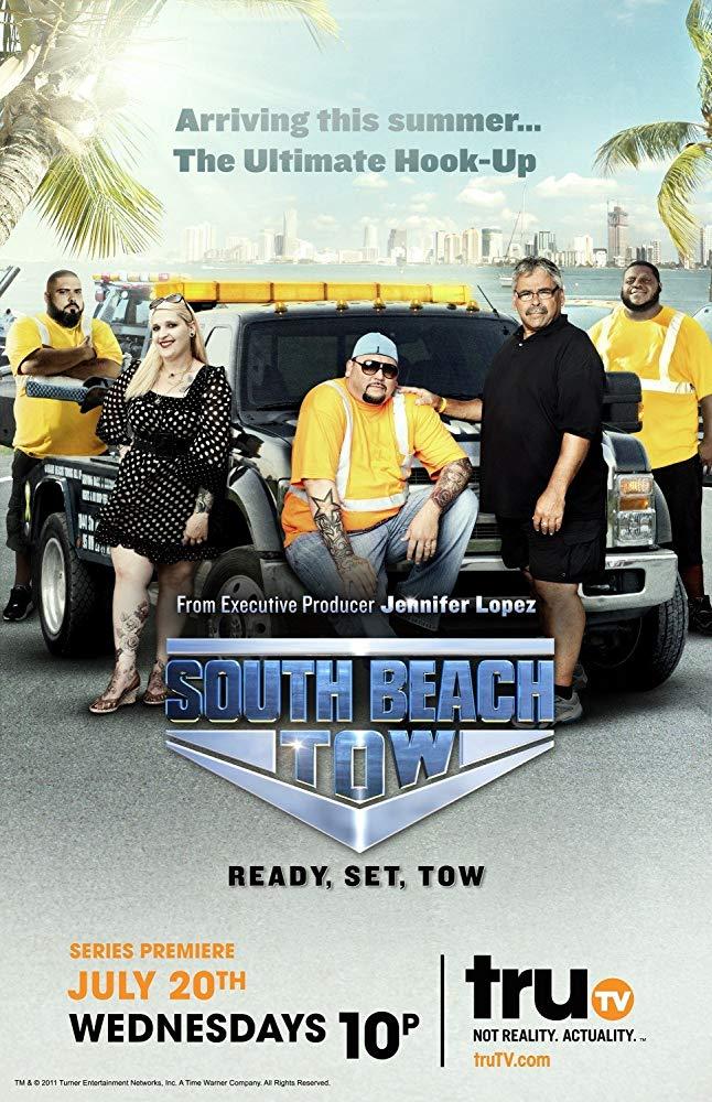 Watch Movie South Beach Tow - Season 1