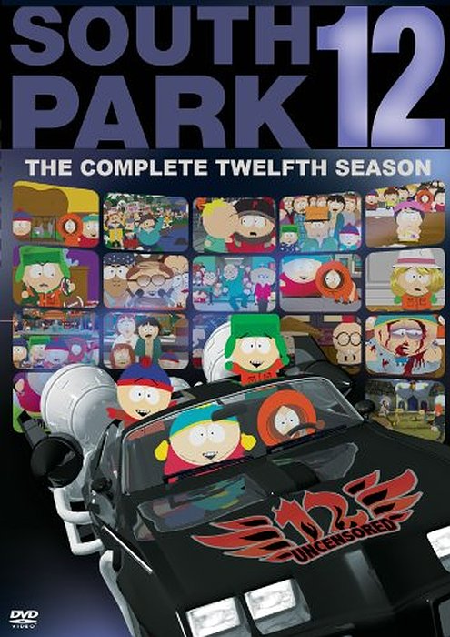 Watch Movie South Park - Season 12