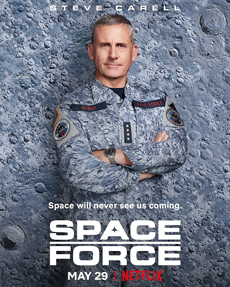 Watch Movie Space Force - Season 1