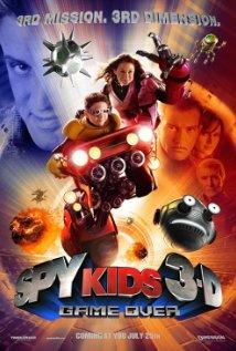 Watch Movie Spy Kids 3-D-Game Over