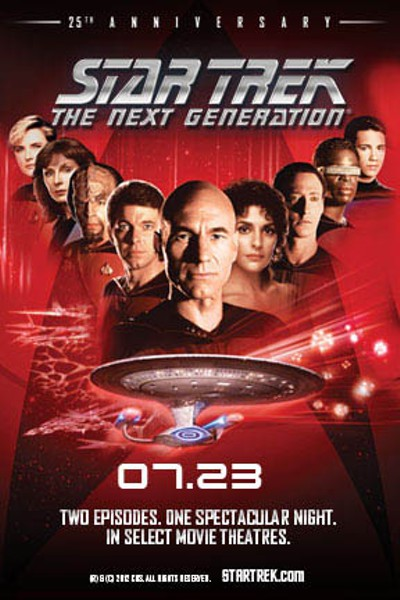Watch Movie Star Trek: The Next Generation - Season 5