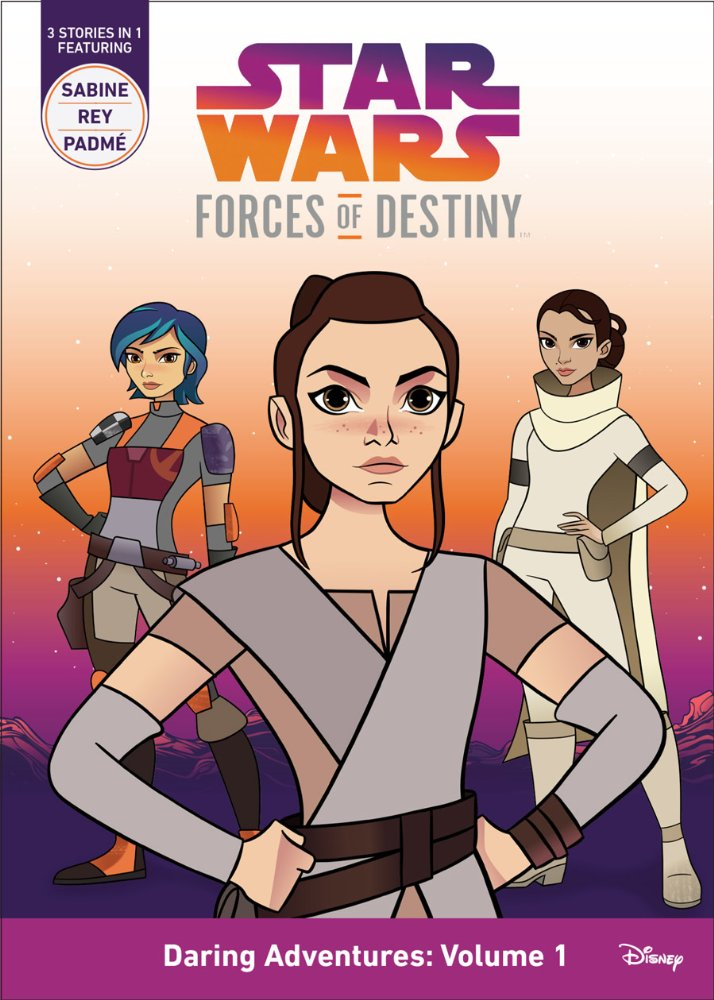 Watch Movie Star Wars: Forces of Destiny - Season 1