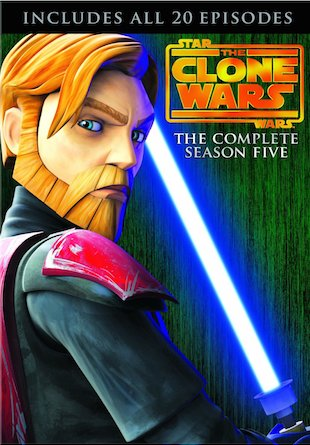 Watch Movie Star Wars: The Clone Wars - Season 5