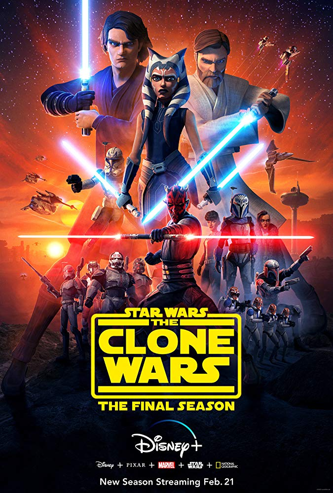 Watch Movie Star Wars: The Clone Wars - Season 6
