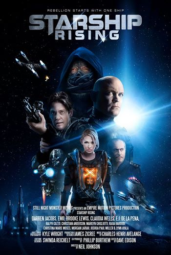 Watch Movie Starship Rising