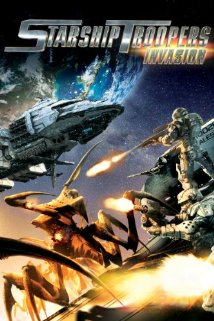 Watch Movie Starship Troopers Invasion