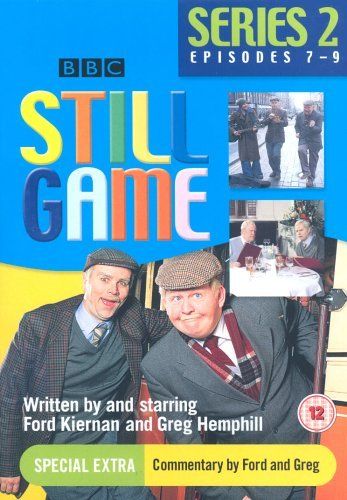 Watch Movie Still Game - Season 1