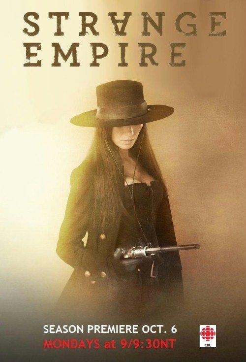 Watch Movie Strange Empire - Season 1