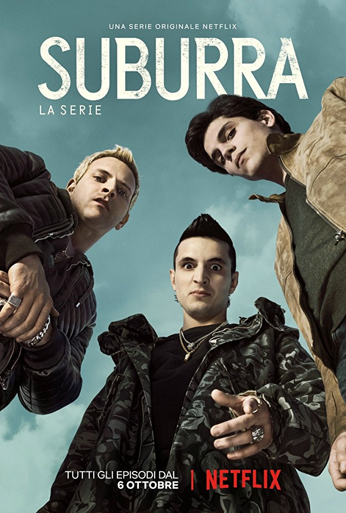 Watch Movie Suburra - Season 1