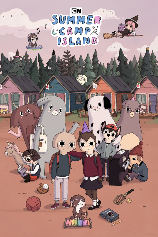 Watch Movie Summer Camp Island - Season 1