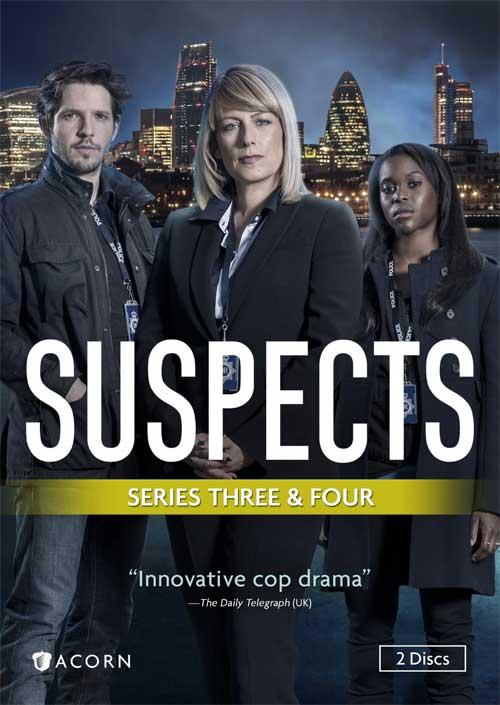 Watch Movie Suspects - Season 4