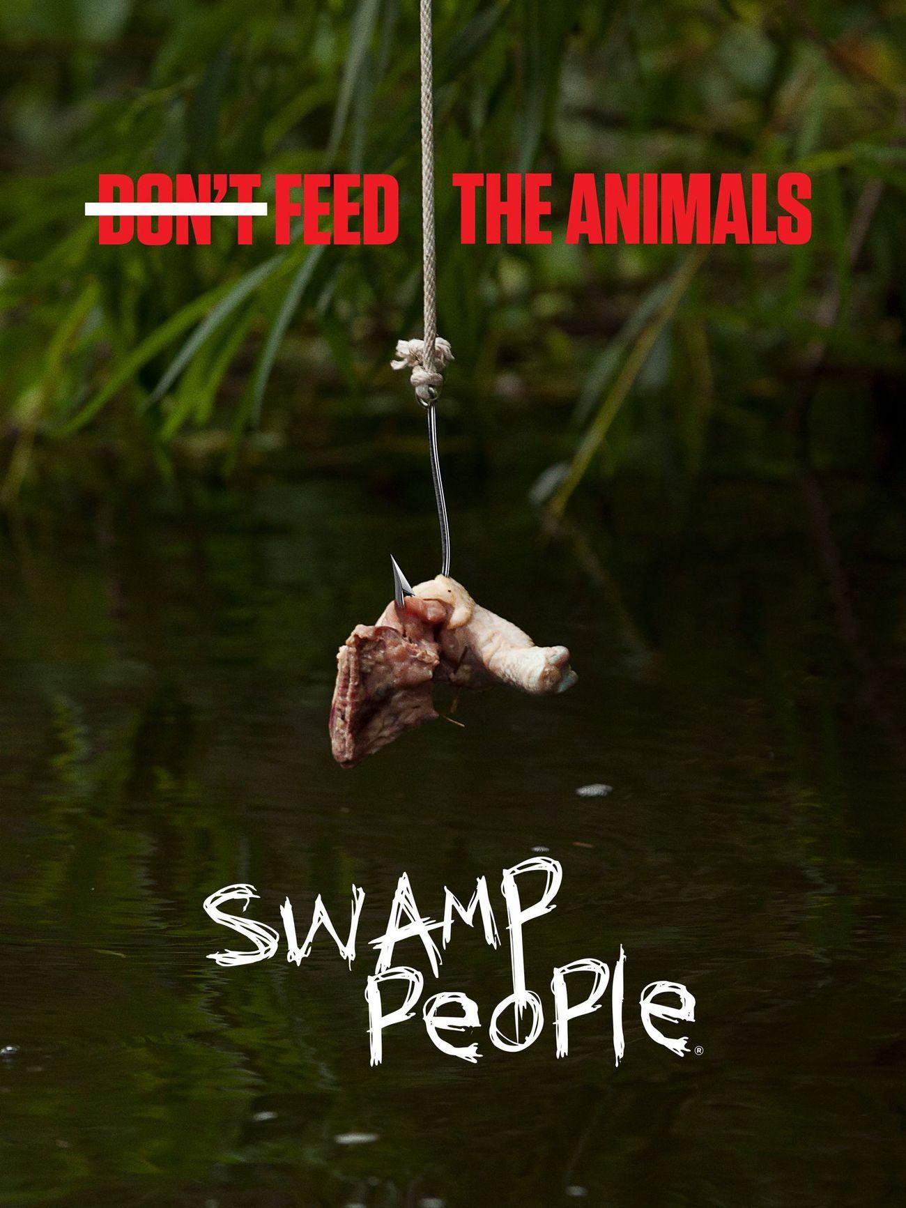 Watch Movie Swamp People - Season 1