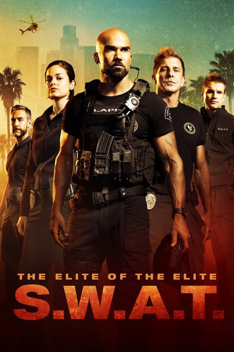 Watch Movie S.W.A.T. - Season 4