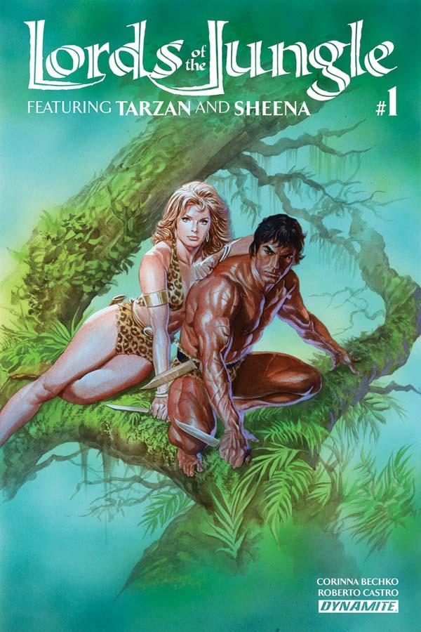 Watch Movie Tarzan, Lord of the Jungle - Season 3