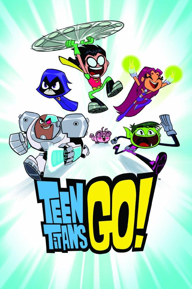 Watch Movie Teen Titans Go! - Season 5