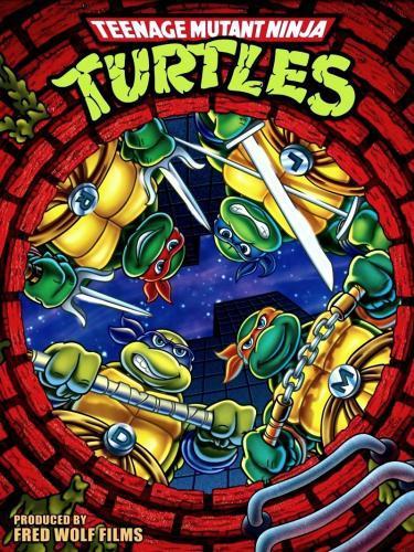 Watch Movie Teenage Mutant Ninja Turtles - Season 2
