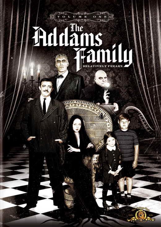 Watch Movie The Addams Family - Season 1