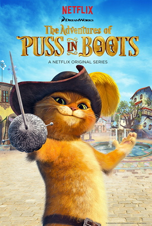 Watch Movie The Adventures of Puss in Boots - Season 1