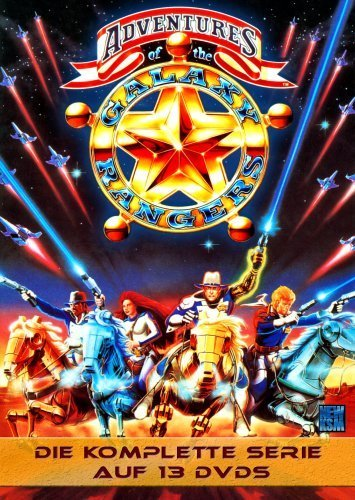 Watch Movie The Adventures of the Galaxy Rangers