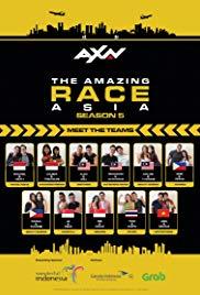 Watch Movie The Amazing Race Asia - Season 1