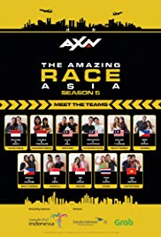 Watch Movie The Amazing Race Asia - Season 2