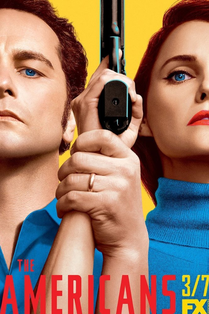Watch Movie The Americans - Season 5