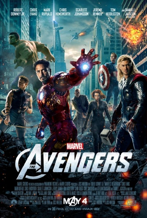 Watch Movie The Avengers