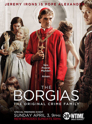Watch Movie The Borgias - Season 1