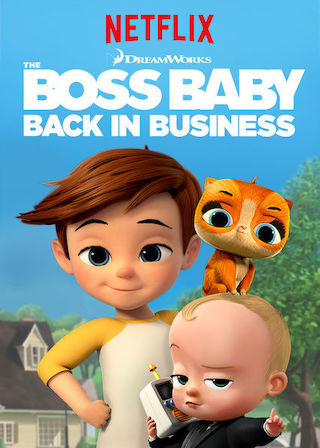 Watch Movie The Boss Baby: Back in Business - Season 4