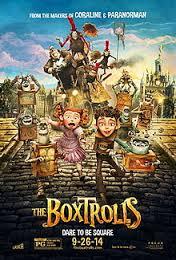 Watch Movie The Boxtrolls