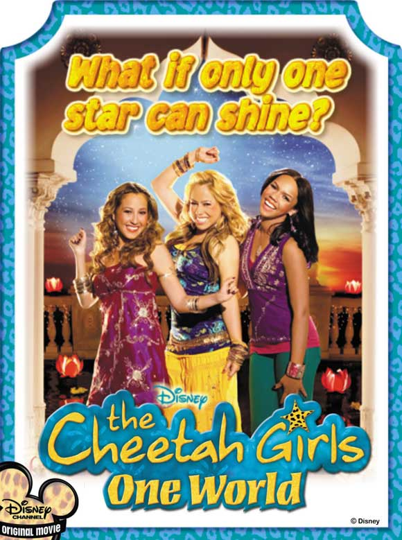 Watch Movie The Cheetah Girls: One World