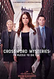 Watch Movie The Crossword Mysteries: A Puzzle to Die For