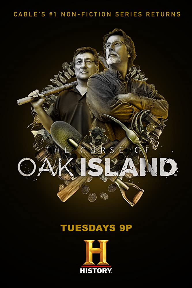 Watch Movie The Curse of Oak Island - Season 6